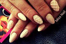 miss nail / Nail art #nails #nailart #handpainted