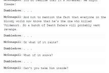 Dialogos Harry Potter