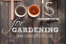 Celebrate-Creativity/Gardening
