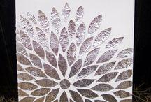 Foglio di arte di alluminio