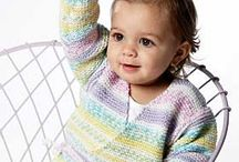 Children's Knitting  and Crochet / by Alannah Churchward