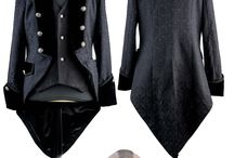 Gothic and Steampunk style