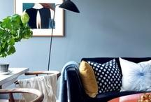 Home and interior we like / toutes les couleurs et les influences du monde à metre chez soi