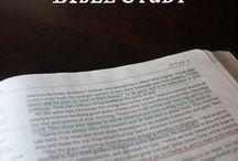 B i b l e   S t u d y / Journeying through the Word of God. Let's journey together.
