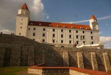 Bratislava Castle / My favorite photos of Bratislava castle