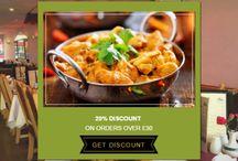 Traditional Indian Restaurant & Takeaway / Traditional Indian Restaurant & Takeaway in Gray's Inn Road, WC1X Serving Finsbury, Clerkenwell, Farringdon, Fitzrovia, Saint Pancras and Pentonville