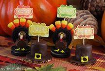 thanksgiving / by Sarah Budd