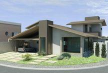 Casas , fachadas etc