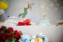 Decorando festas infantis / by Denise De Medeiros