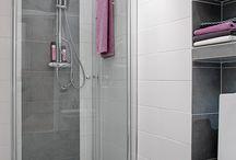 interiores - baños y cocinas / by Elisa Lara