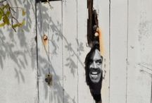 land art , street art ,performance