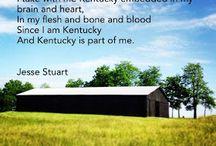 My Old Kentucky Home / by Kodi King