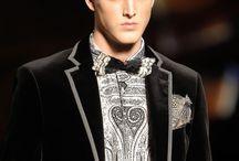 Men's Fashion / by Leah B