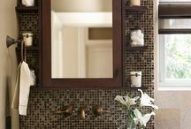 Small bathroom / by Marti Williams