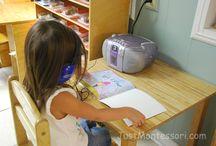 Biblioteca Montessori