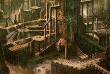 Warhammer 40,000 - Art