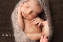 Newborn Posing Inspiration