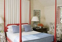 Guest Bedrooms / by House Beautiful Magazine