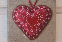 peinture coeur