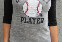 Love My Player / Love My Player series - SidelineChic.com.  Sport mom and sport fan apparel.