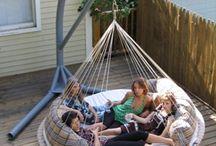 Dream House - Backyard / by Jessica Korkosz