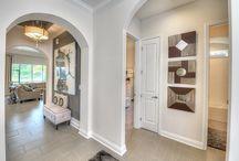 Elegant Entryways by ICI Homes