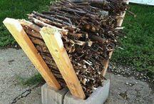 πόστιασμα ξύλων