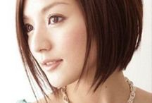 Asian hairstyle