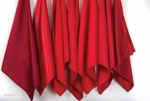 Red & Burgundy Linens / Red & Burgundy Linens available in a variety of sizes and material options from Ideal Wedding and Events.