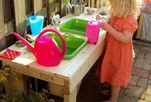 Toddlers garden / Garden ideas for toddlers