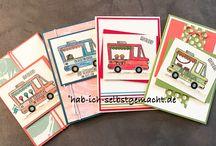 Julia Roth - Hab Ich Selbstgemacht / Meine selbstgebastelten Karten mit Produkten von Stampin' Up! www.hab-ich-selbstgemacht.de
