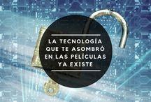 La Tecnología que te Asombró en las Películas ya Existe / Asaf Zanzuri es un empresario con sede en México. ¿Sorprendido? Descubre otras curiosidades del cine en las próximas entregas del blog.