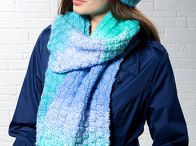 Knit Hat and Scarf Set Pattern Downloads