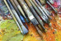 ORGANIZE YOUR ART/SEWING STUDIO