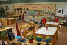 montessori τάξεις