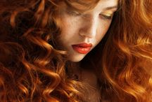 Redheads - I love redheads! / Red hair is in my family...a son and two grandchildren.