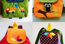 Çocuk sırt çanta