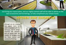 Kitchen Sink Singapore / Visit this site https://www.facebook.com/Bidet-Spray-Singapore-1577667865843631/ for more information on Kitchen Sink Singapore. Even though a wide variety and designs of luxury Kitchen Sinks Singapore are available, proper selection of the sink to go well with the countertops and kitchen equipment's is vital in enhancing the beauty of your kitchen.