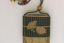 Beads / Oriental style beads, Ojimi, Netsuke