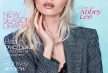 cover girls-editorials-campaigns