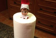 Elf on the Shelf / by Marcela Kapfer