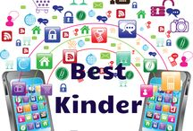 A--Kinders / by Carrie Taylor