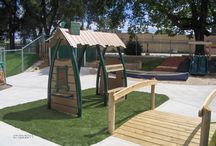 Natural Playgrounds (APE) / Natural playgrounds by Active Playground Equipment