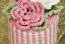 Juegos de baño crochet