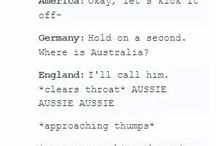 Aussies only