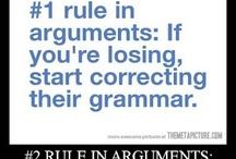 Grammar / by Kara Barabas