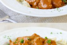 Traditional Recipes from Your Home and/or Ancestry / Whats that one food or meal that takes you back home? Post a picture, and share your story. Your item might be added to our edible Etsy shop! If so, the first order will ship to you for free! We want bring nostalgia to your doorstep!  !!!P.S. My dish is Hungarian Chicken Paprika!!!