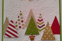 christmas handmade cards
