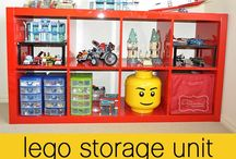Dom's Legos / by Aimie Santos
