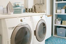 home // laundry + utility